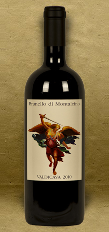 Valdicava Brunello di Montalcino DOCG 2010 Red Wine