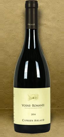 Cyprien Arlaud Vosne-Romanee 2014 Red Wine