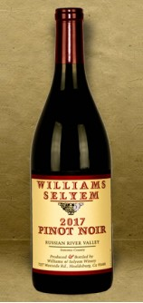Williams Selyem Russian River Valley Pinot Noir 2017 Red Wine